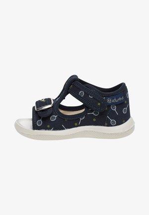 PAROS - Sandals - blau
