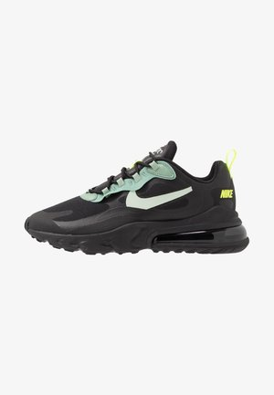 AIR MAX 270 REACT  - Matalavartiset tennarit - black