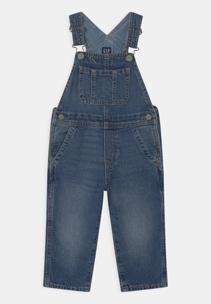 TODDLER BOY - Dungarees - blue denim