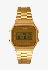 Casio - Digitaluhr - gold-coloured