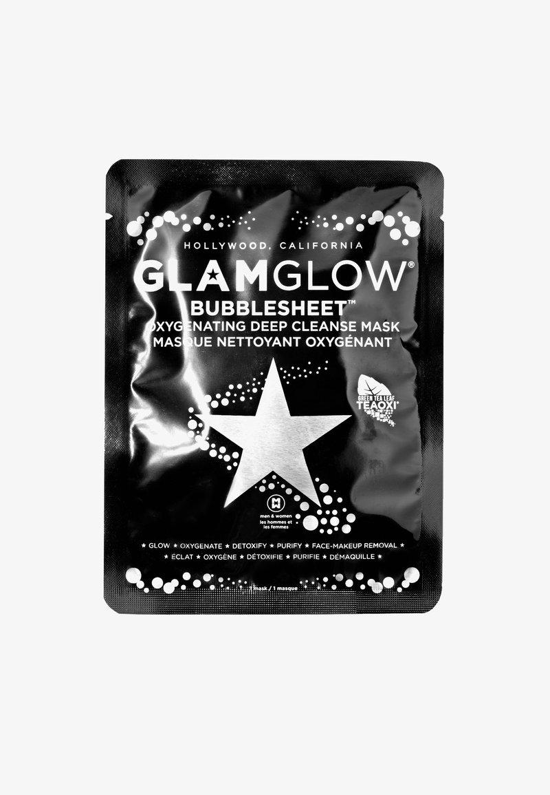 Glamglow - BUBBLESHEET 1PC - Face mask - -