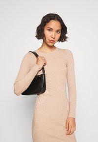Even&Odd - JUMPER DRESS - Pouzdrové šaty - cuban sand - 3