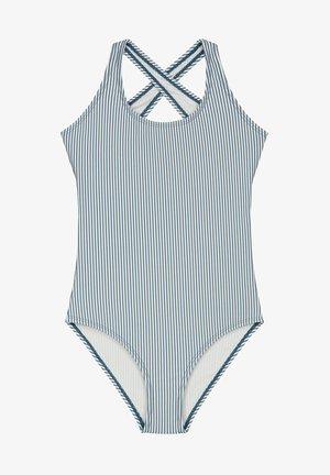 Swimsuit - patagonia blue