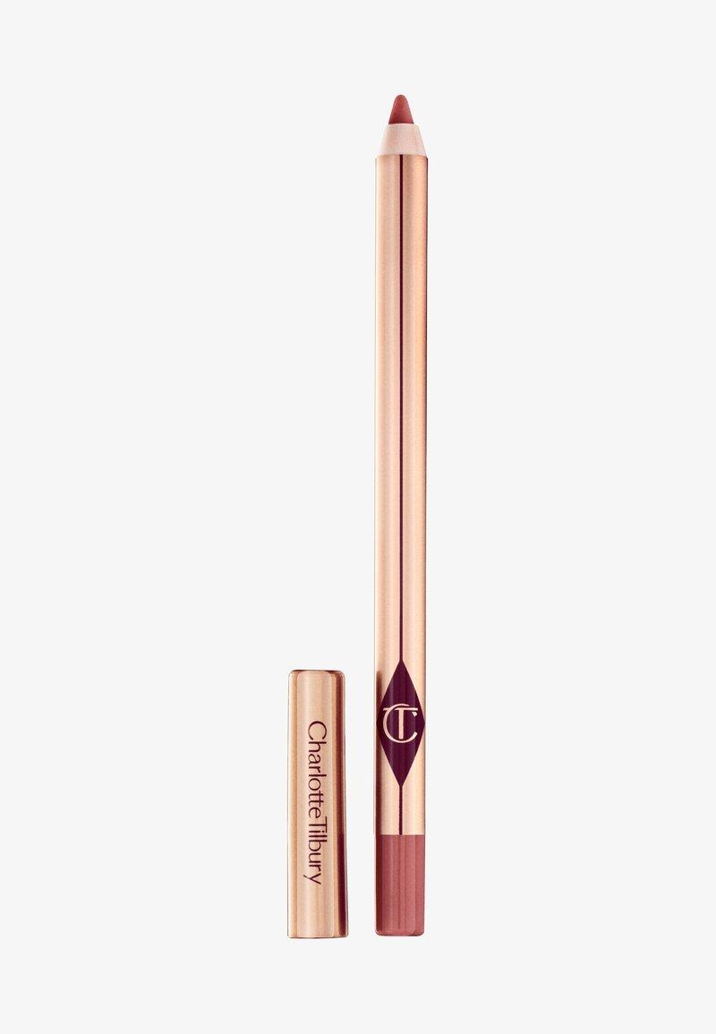 Charlotte Tilbury - LIP CHEAT - Lip liner - pillowtalk medium