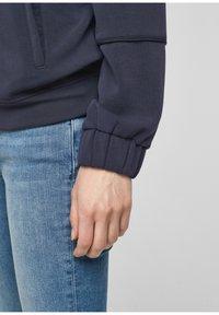 s.Oliver - Zip-up sweatshirt - blue - 6