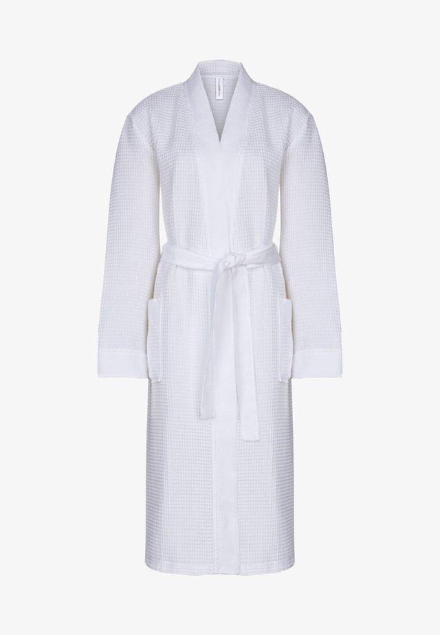 Dressing gown - weiß