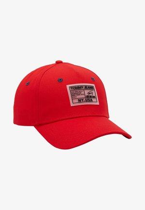 COLLEGE - Czapka z daszkiem - red