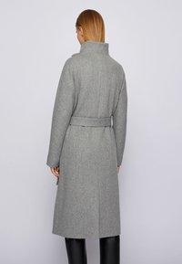 BOSS - CEDANI - Classic coat - grey - 2