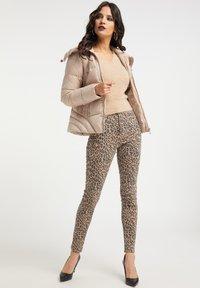 faina - Light jacket - champagner - 1