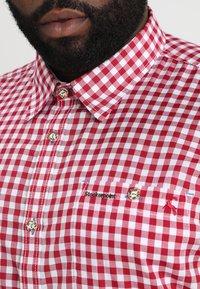 Stockerpoint - RUFUS BIG NEW - Shirt - dunkelrot - 6
