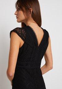 Pinko - SHANNON DRESS - Cocktail dress / Party dress - black - 3