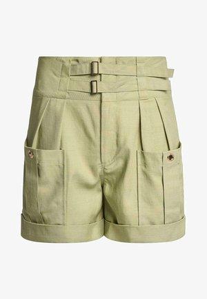ELAINE - Shorts - grün