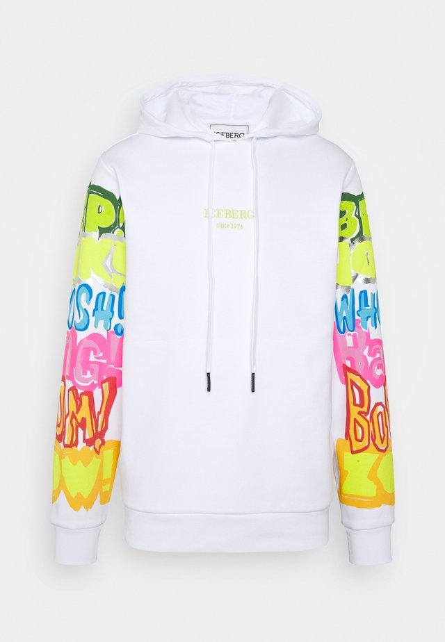 FELPA - Sweater - bianco ottico