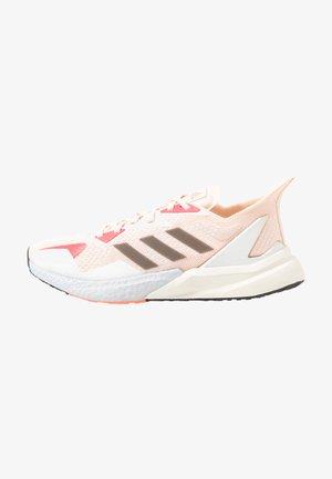 X9000L3 BOOST SPORTS RUNNING SHOES - Trainers - glow pink/pink tint/core black
