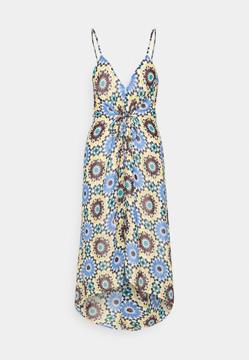 LADIES DRESS - Day dress - rosace denim blue