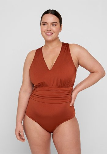 Swimsuit - copper as ss