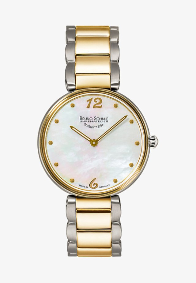 Watch - silver/gold/bicolor