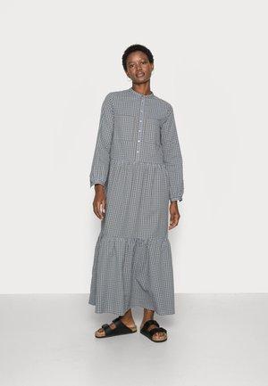 RADA MAXI DRESS - Maxi šaty - check tradewinds grape leaf