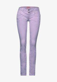 Street One - Trousers - lila - 3
