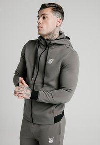 SIKSILK - Trainingsvest - smoked grey - 0