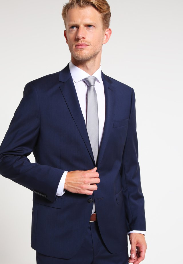 SLIM FIT - Veste de costume - blau