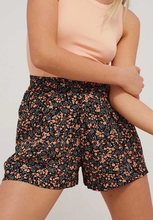 ROSE GARDEN - Shorts - black