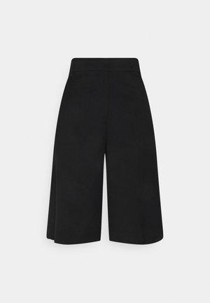 LUNA CULOTTE - Shorts - black dark