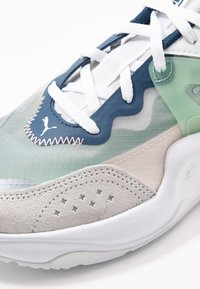 Puma - RISE - Sneakers - puma white/mist green/cantaloupe - 2