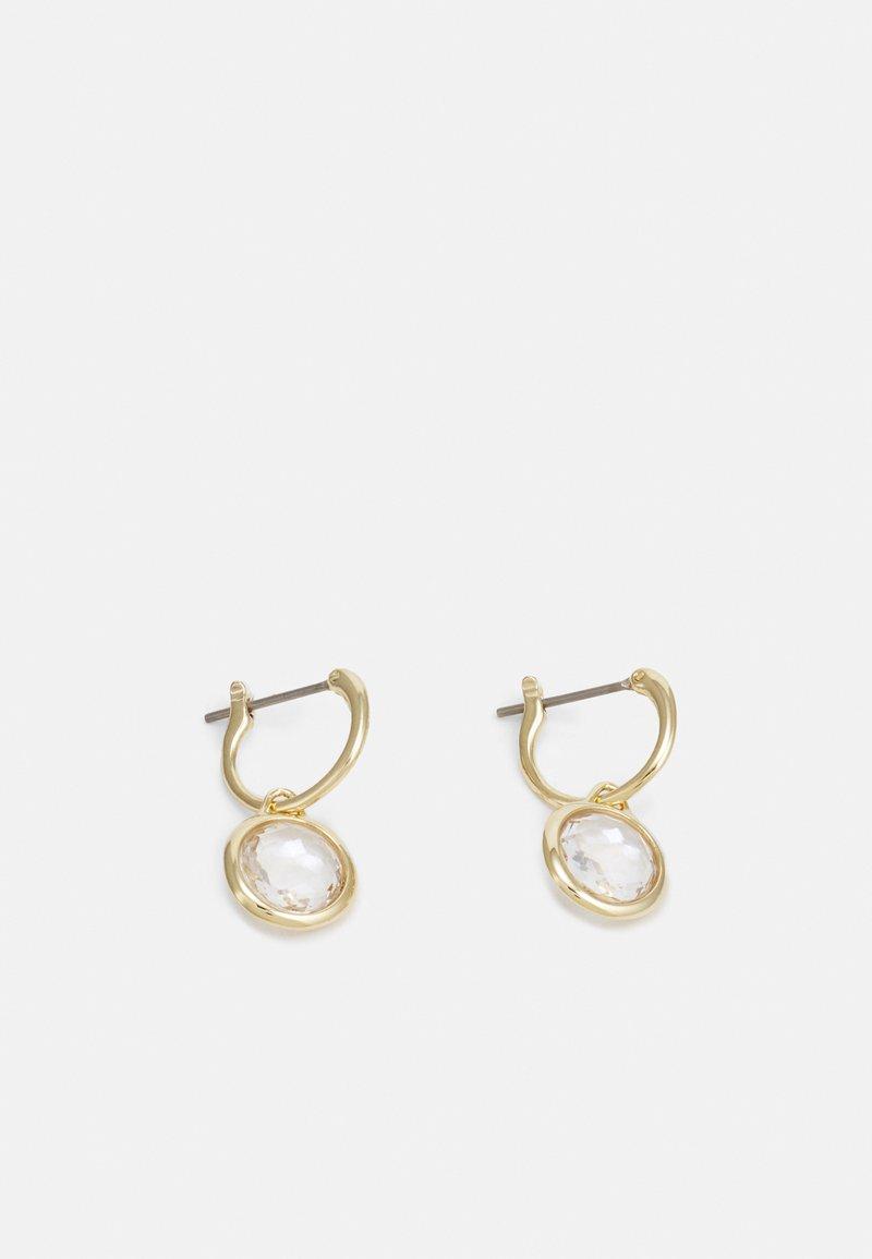 Swarovski - TAHLIA HOOP - Earrings - gold-coloured