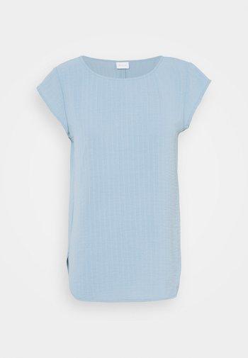 VILOVIE CAPSLEEVE - Blus - ashley blue