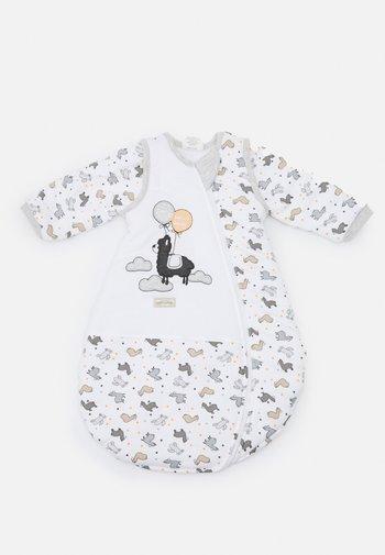 UNISEX - Baby's sleeping bag - off-white