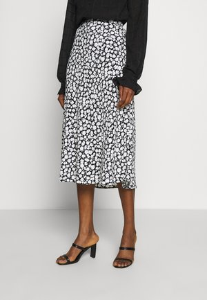 DITSY FLORAL SKIRT - A-line skirt - mono