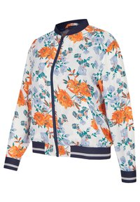 Rock Your Curves by Angelina K. - Bomber Jacket - white - 3