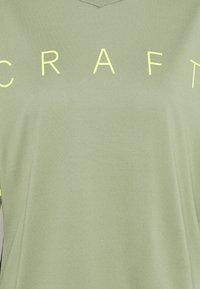 Craft - CORE OFFROAD - Bluzka z długim rękawem - black - 2