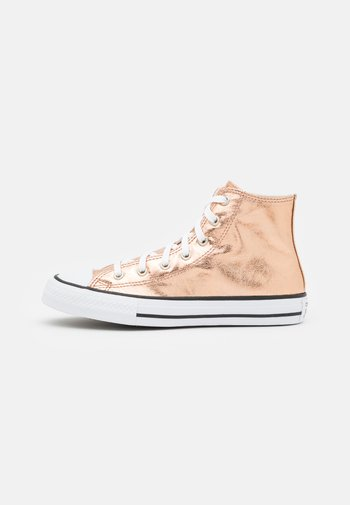 CHUCK TAYLOR ALL STAR - High-top trainers - natural ivory/light gold/white