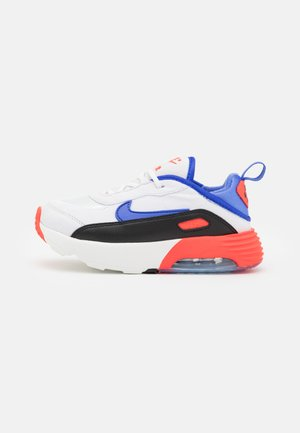 AIR MAX 2090 EOI UNISEX - Trainers - summit white/sapphire/black/bright crimson/racer blue/white
