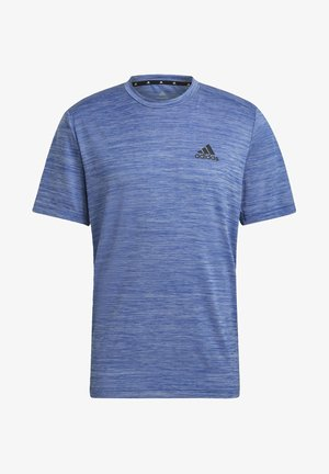 M HT EL TEE - T-shirt con stampa - blue