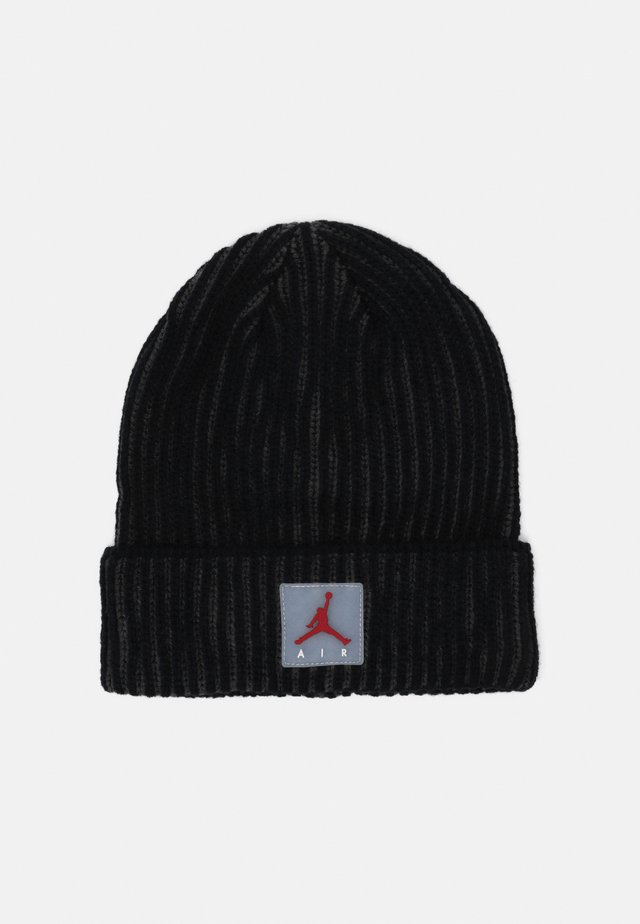 AIR PATCH TWO TONE BEANIE - Czapka - black