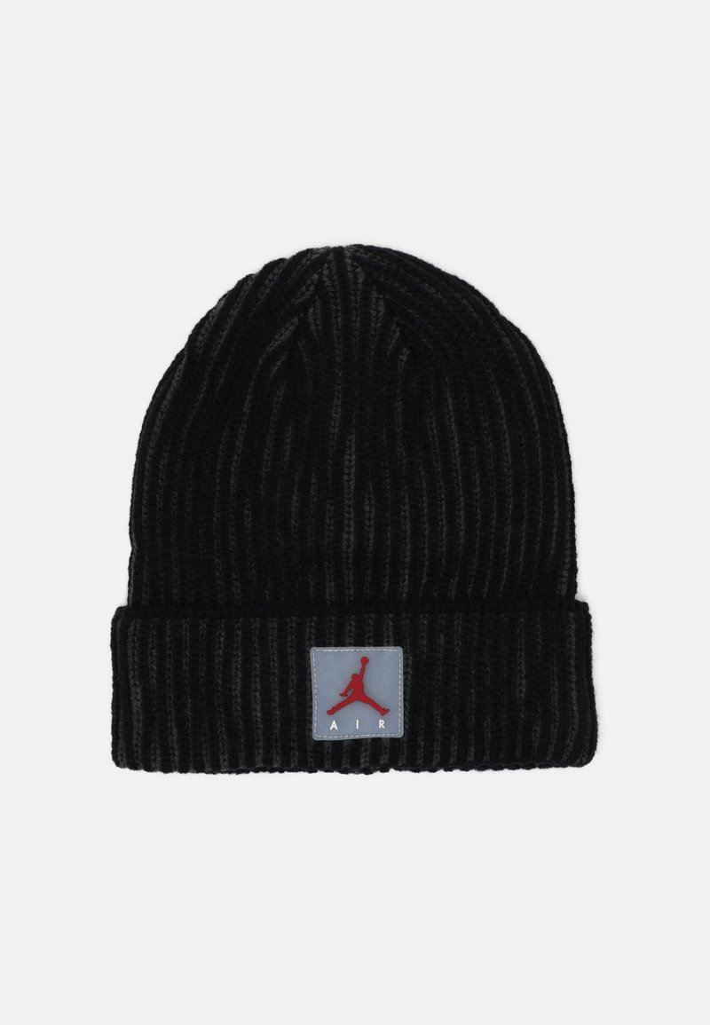 Jordan - AIR PATCH TWO TONE BEANIE - Mütze - black