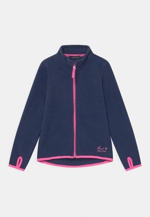 KIDS GIRLS - Fleece jacket - blau