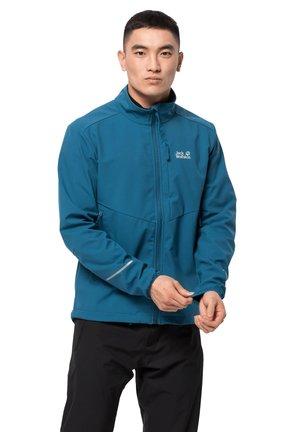 DELTA TOUR JKT M - Soft shell jacket - dark cobalt