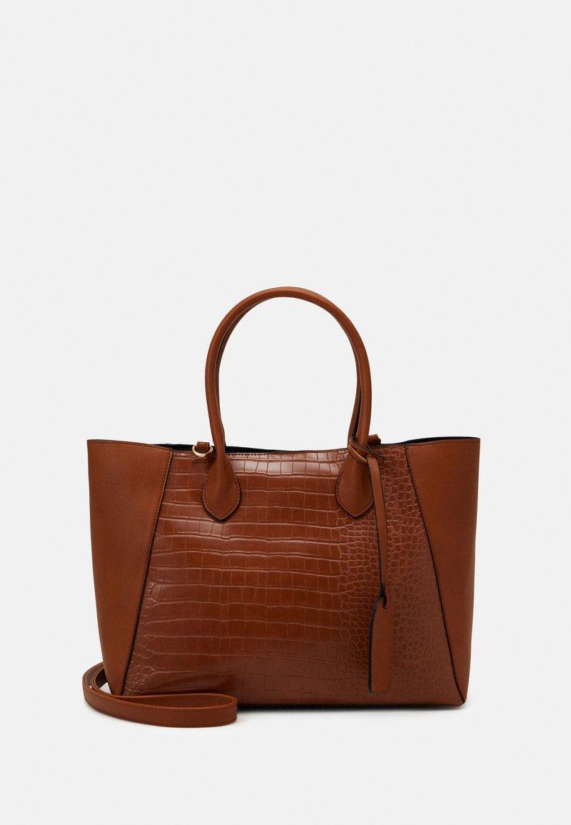Even&Odd - Handbag - cognac