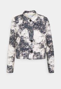 ALIGNE - CHYNA - Denim jacket - marble - 4