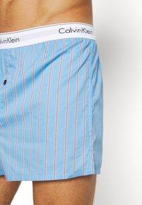 Calvin Klein Underwear - MODERN BOXER SLIM 2 PACK - Boxershorts - orange - 5
