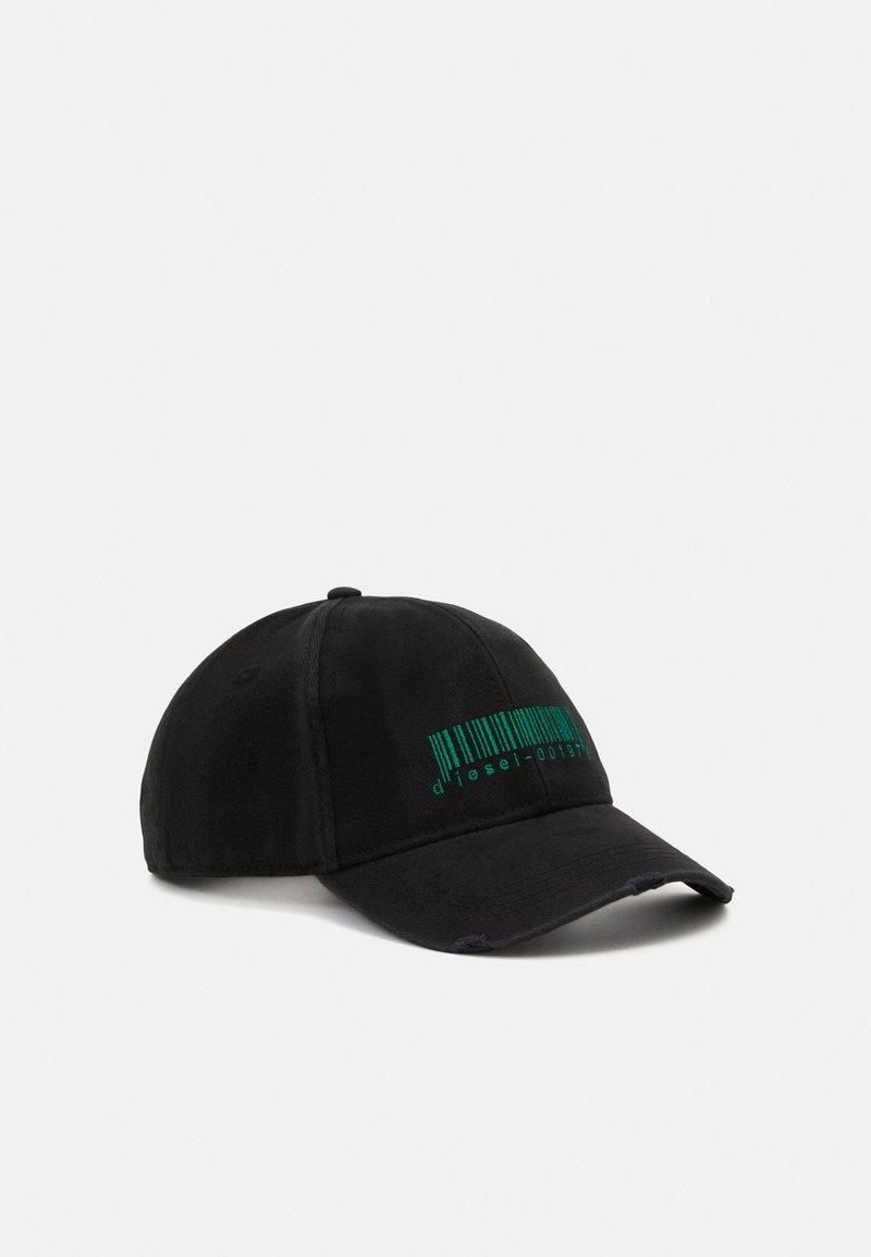 Diesel - C-CODE HAT UNISEX - Cap - black