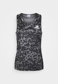 adidas Performance - TANK - Top - grey - 5