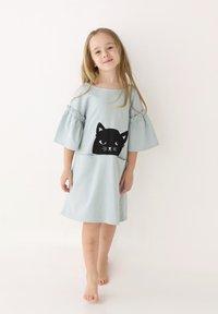 Rora - Day dress - mint - 3
