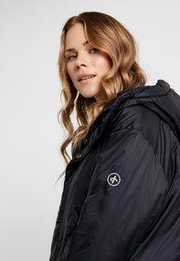 Cross Sportswear - HIGHLOFT COAT - Płaszcz zimowy - navy - 4