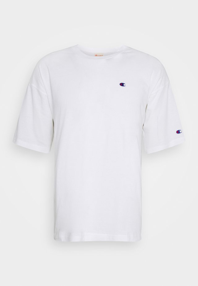 CREWNECK - T-Shirt basic - white