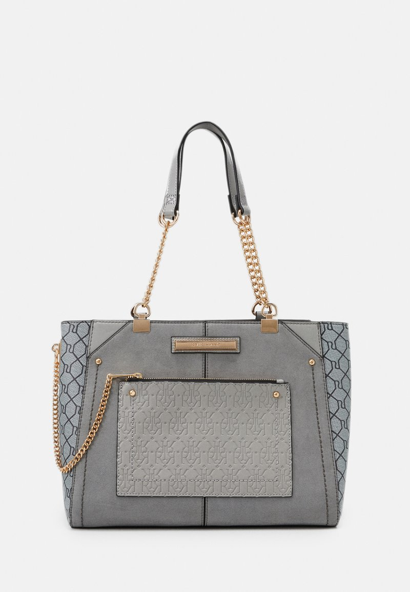 River Island - Shoppingveske - grey dark